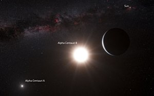 Discovered: Earth Sized Planet Orbiting Alpha Centauri
