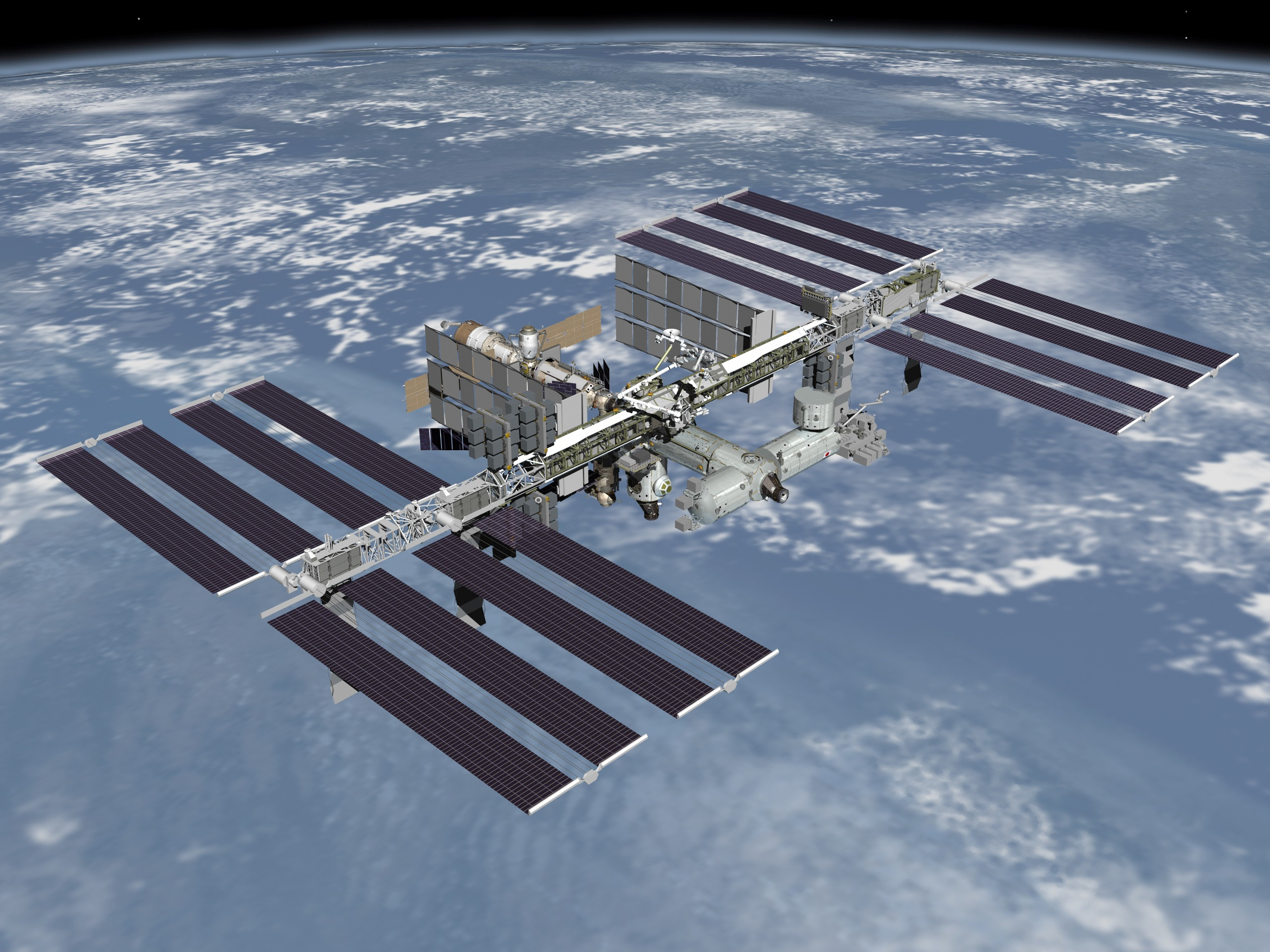 NASA's Spot the Station Service