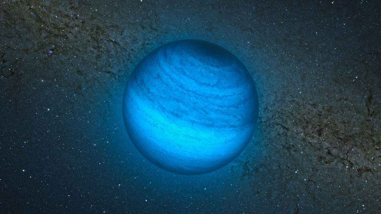 ESO Images Rogue Planet