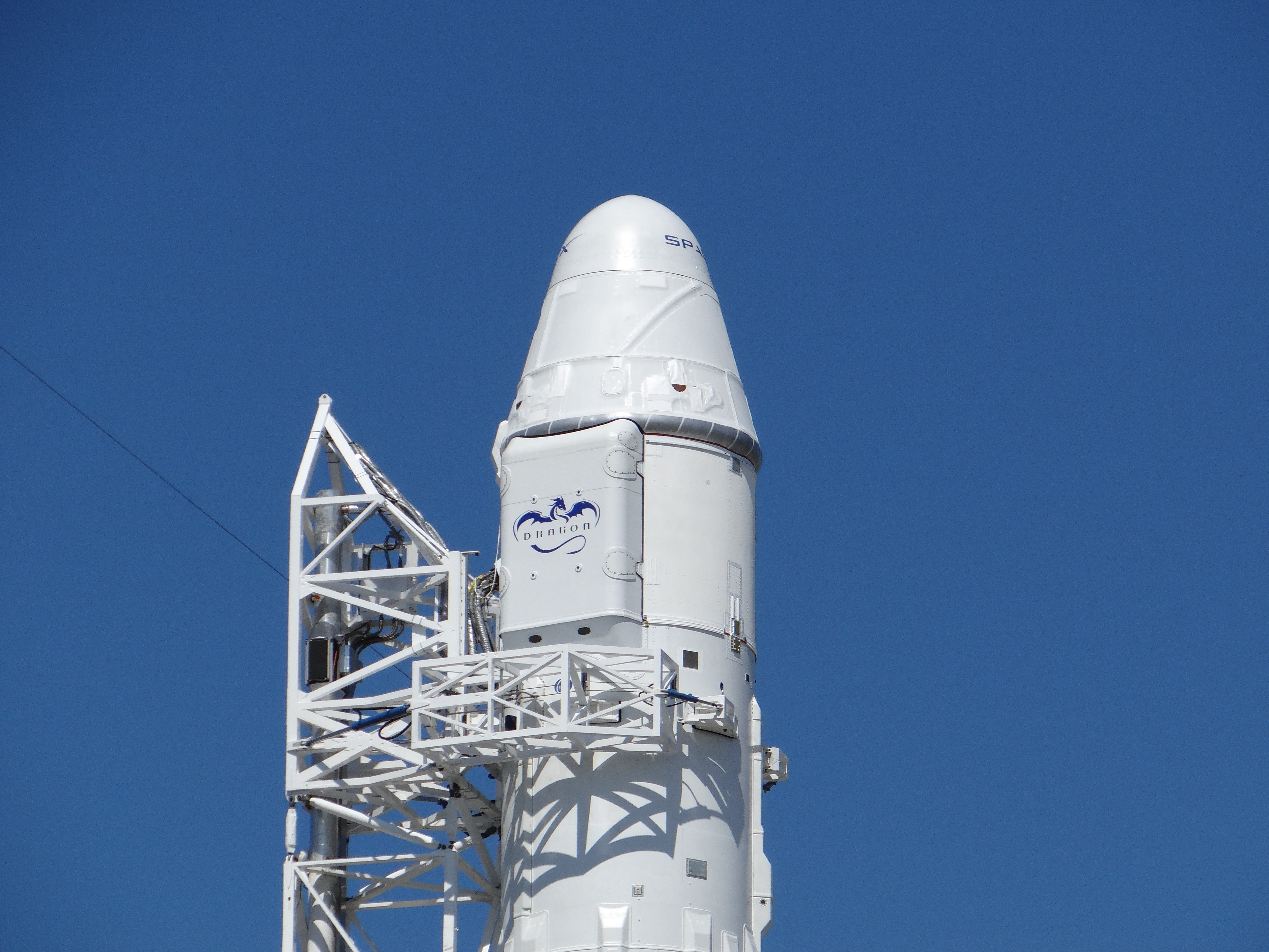 SpaceX Completes First Three CCiCap Milestones