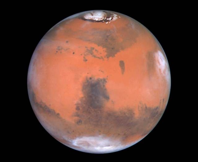 Musk, Mars and Methane