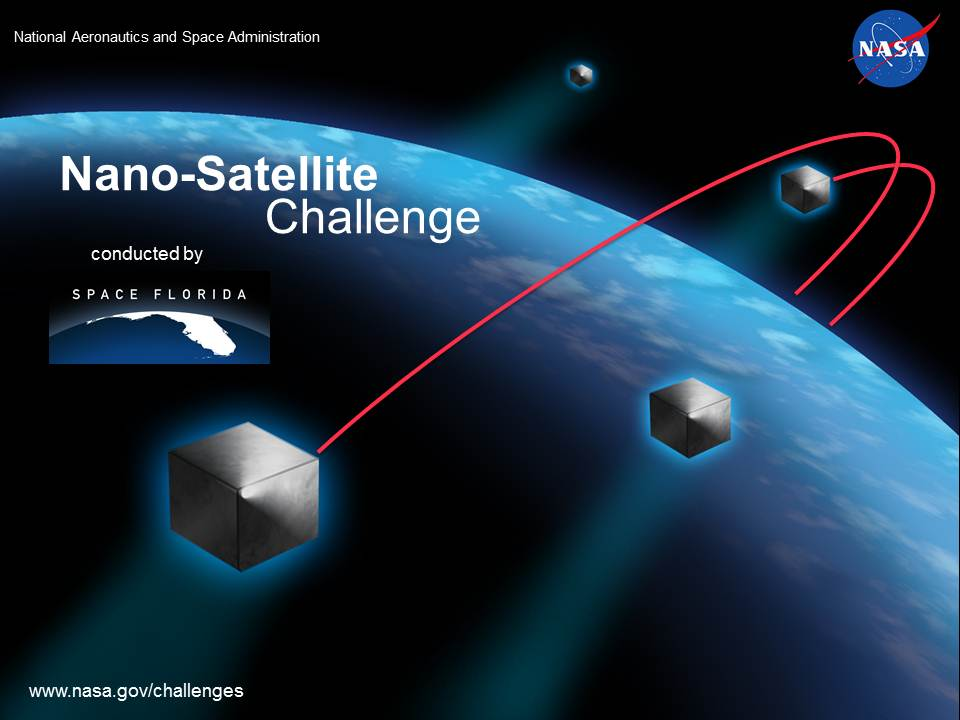 NASA Scrubs Nano-Sat Launch Challenge