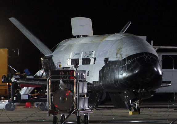 X-37B : Putting the Cart Under the Horse