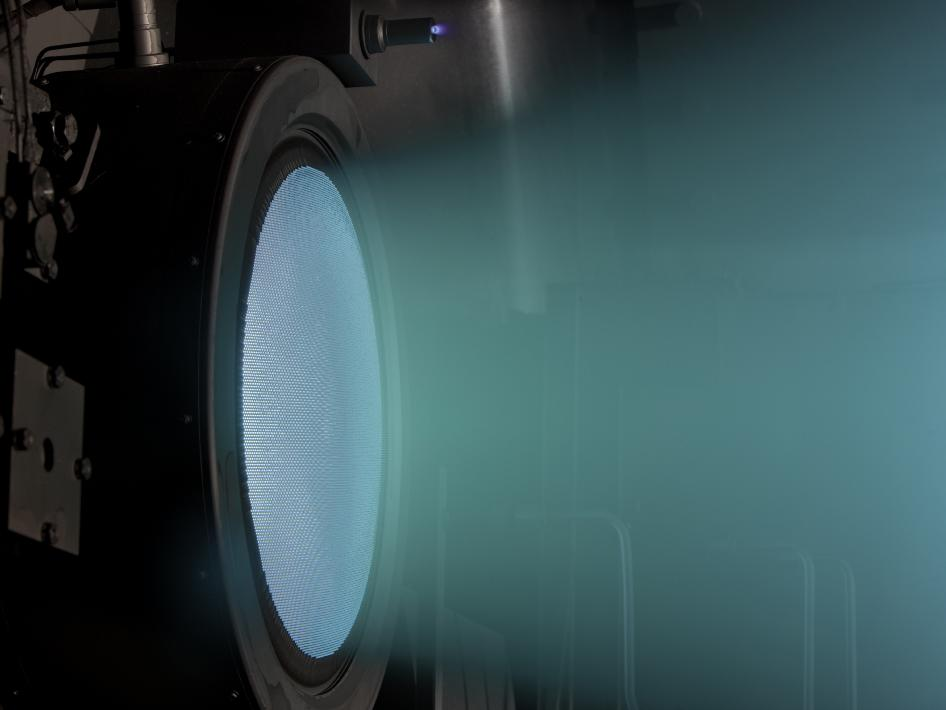 NEXT Ion Propulsion : Getting About In Space