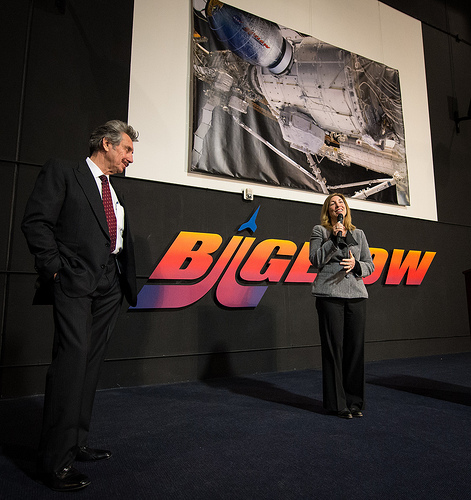NASA / Bigelow Press Conference Reveals Interesting Details