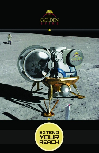 Golden Spike Taps Northrop Grumman to Refine Lunar Lander Concepts