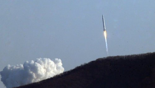 Third Try is the Charm for South Korea's Launch Vehicle