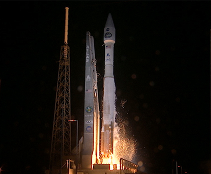 Atlas V Launches NASA's TDRS-K Satellite