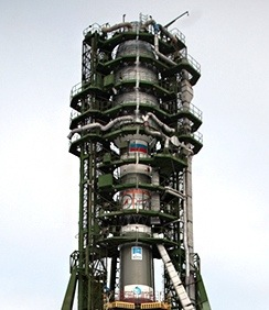 Soyuz Launch Delayed