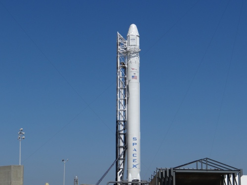 SpaceX, Orbital Sciences Aim for Milestones Next Week