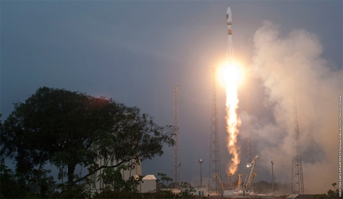 1800 Launches for the Soyuz Booster