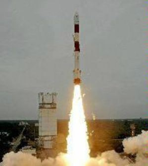 India Launches PSLV with Canadian Asteroid Searching Satellite