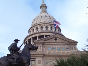 A Lot on the LineCredit : State of Texas