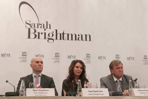 Sarah Brightman May Not Be Flying to ISS