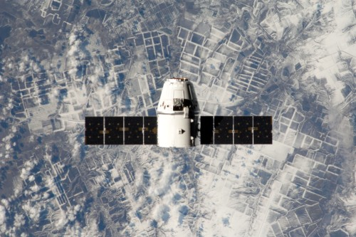 Dragon Return from ISS Re-Scheduled for Tuesday A.M.