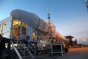 SpaceX Overnight DeliveryCredit  : SpaceX