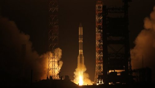 Proton Returns to Flight with Satellite Launch