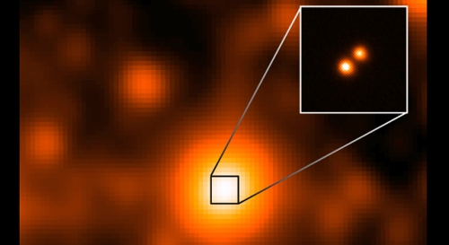 Meet the New Neighbors : A Binary System 6.5 Light Years Away
