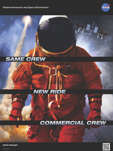 NASA Throws Down the Gauntlet on Commerial Crew