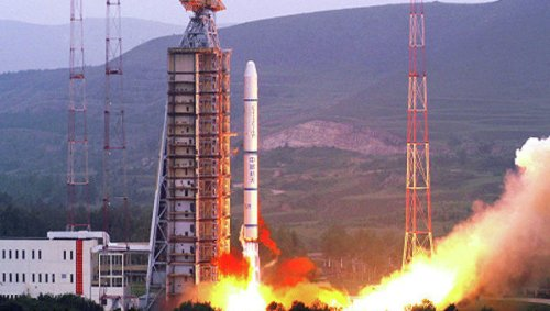 China Conducts First Launch of 2013