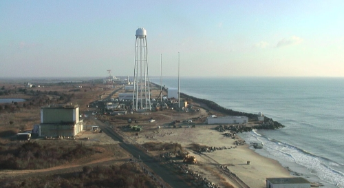 Antares Now Scheduled for Today (Sunday)