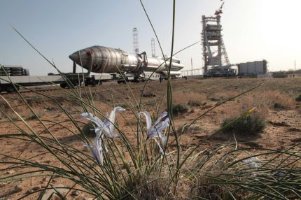 Proton Set for Second Flight of 2013