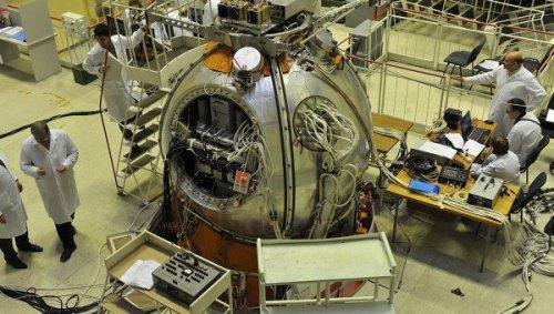 Bion Undergoing Testing Credit :  RIA Novosti