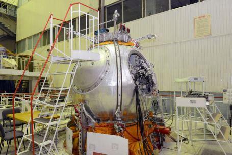 Bion M-1  Credit : Roscosmos