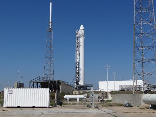 Falcon 9 V1.1 : Innerspace.net