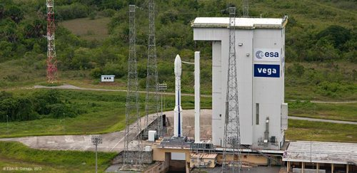 Second Vega Launch Attempt This Evening