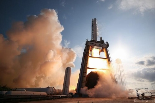 SpaceX Completes First Development for Falcon V 1.1