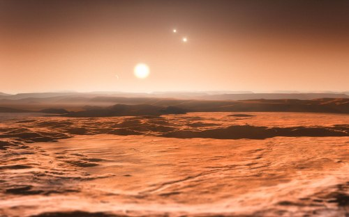 ESO Finds 3 Planets in Habitable Zone Only 22 Light Years Away