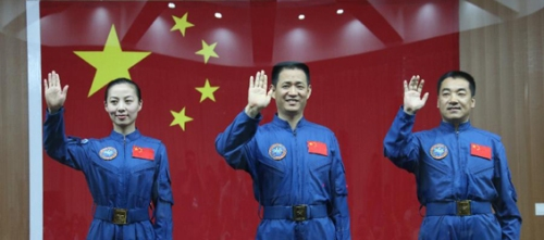 Ready for Liftoff Credit :  Xinhua