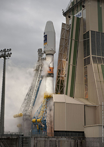 Commercial Soyuz Ready for Liftoff
