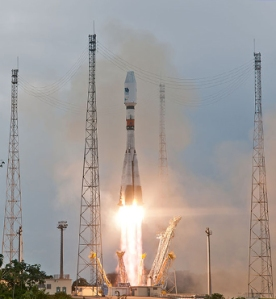 Kourou Credit : Arianespace