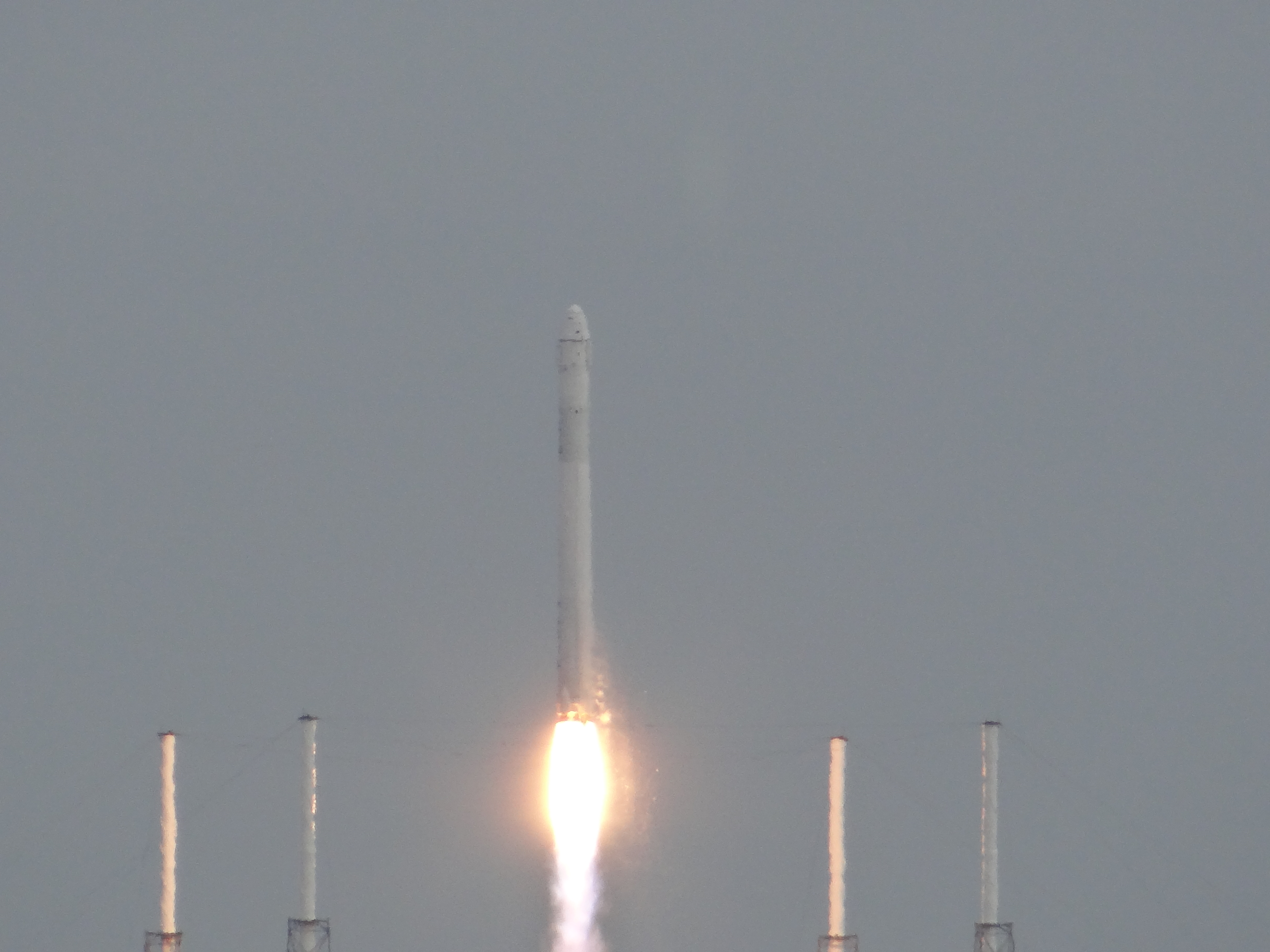 SpaceX Awarded Launch Orders for 2018, 2019; First From a ...