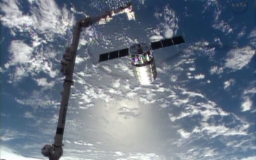 Cygnus Departs, ATV to Follow; When Will We Find a Better Way to Take Out the Trash?