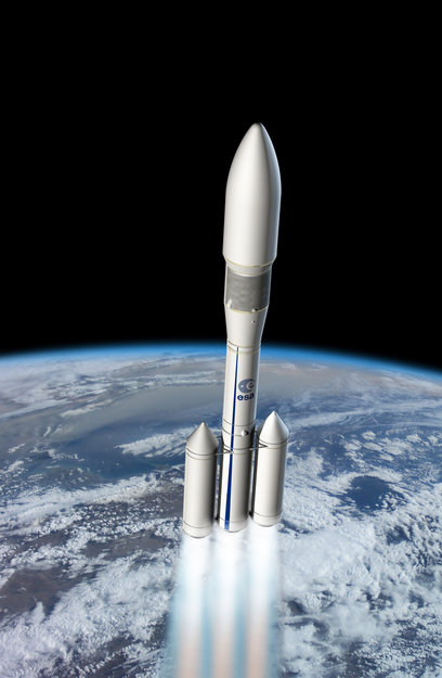 "Will ""777"" Be a Lucky Number for the European Space Agency?"