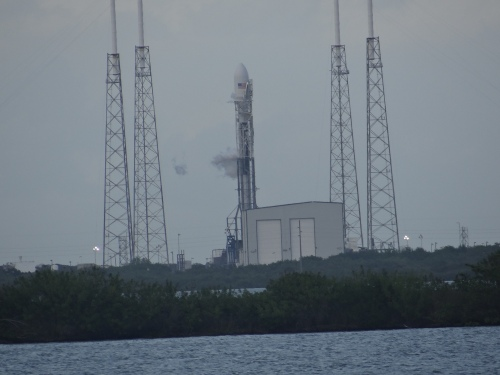 SpaceX Aims for Thanksgiving Day Launch