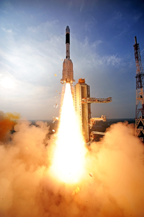 India Achieves Long Awaited Success with the Launch of GSLV