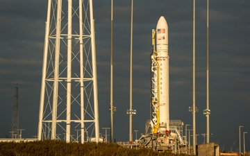 Antares Poised for Second Launch to Station