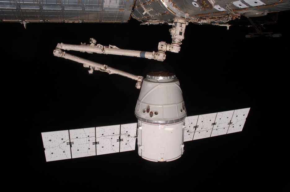 NASA Issues RFI for Commercial Supply to ISS for 2017-2024