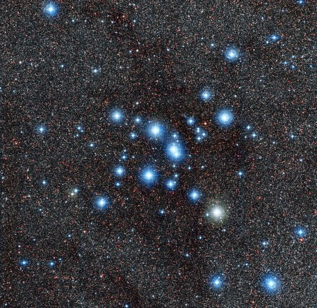 Messier 7 Credit: European Southern Observatory