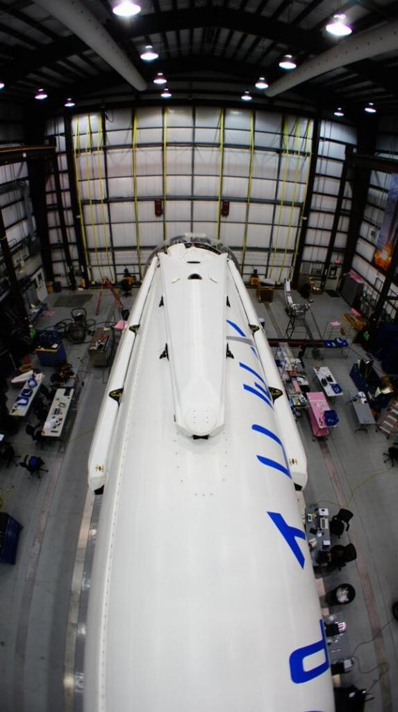 More Legs for Falcon 9
