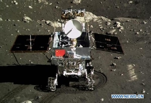 China's Rover Not Done Yet