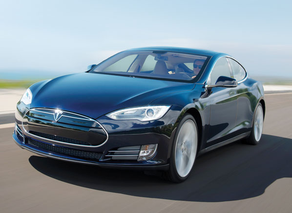 Tesla Model S Wins Consumer Reports Best Overall Car 2014