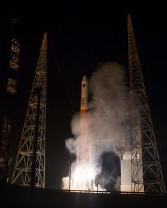 Delta IV Lofts New GPS Satellite